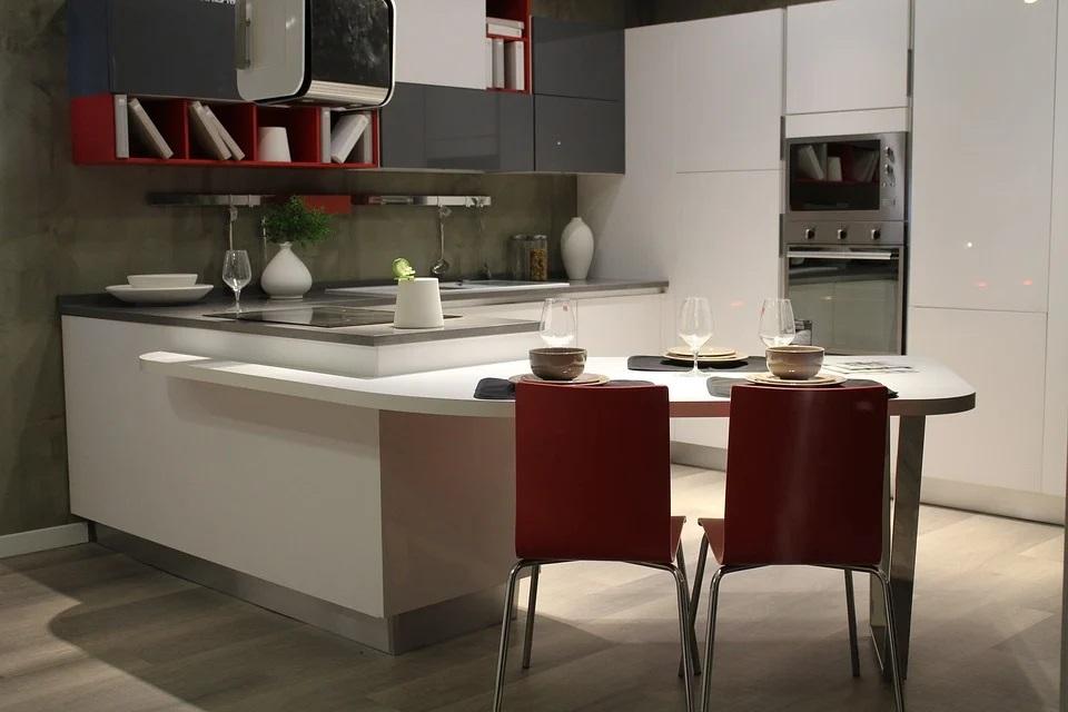 Jakie szafki kuchenne wybrać do kuchni urządzonej w stylu nowoczesnym